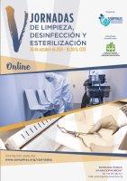 V Jornada de Limpieza, Desinfección y Esterilización